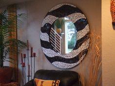 Mosaic Mirror - Michelle Aleff