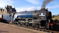 Trackside Classic – 2008 Class Pacific 600163 Tornado – Yes, This Really Is Britain's Newest Express Locomotive Diesel Locomotive, Steam Locomotive, Steam Trains Uk, Abandoned Castles, Abandoned Mansions, Abandoned Places, Steam Tractor, Railroad Pictures, Steam Railway