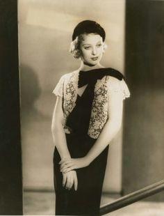 Loretta Young - 1930s