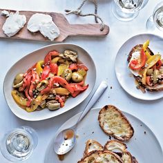 """For Eataly's seafood dishes, Mario Batali enlisted the help of Dave Pasternack, chef-partner at his outstanding restaurant Esca. """"This gives Dave anot..."""