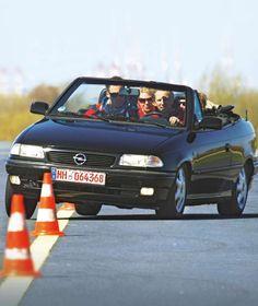 19 JAHRE ALTES OPEL ASTRA BERTONE CABRIO Wie viel Auto bekomme ich für 350 Euro?