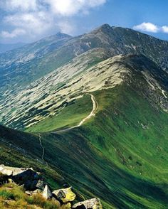 The natural Low Tatras, a mountain range in central Slovakia Great Places, Oh The Places You'll Go, Places To Visit, Bratislava, Beautiful World, Beautiful Places, Places Around The World, Around The Worlds, Heart Of Europe