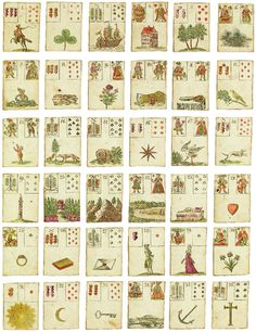 World Association of Lenormand Readers, learn to read Lenormand and share your reading skills worldwide. Lenormand Courses and Endorsed Reader Program. Enjoy reading cards with a supportive cartomancy community. Divine Tarot, Fortune Telling Cards, Mystical World, Nerd Love, Oracle Cards, Card Reading, Hand Coloring, Tarot Cards, Illustration