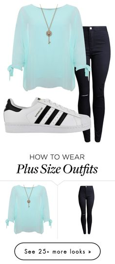 """""""Untitled #63"""" by amazemerlinmagi on Polyvore featuring WearAll and adidas"""