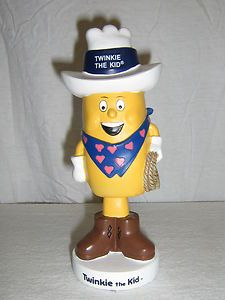 HOSTESS: TWINKIE THE KID WACKY WOBBLER BOBBLEHEAD FIGURE COLLECTIBLE
