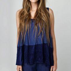 SINGLET SILK BOTTOM, NAVY – Boutique Online Fashion Clothing Store | Marshmellow
