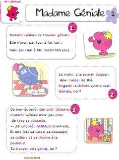 Madame Géniale Article Chapô Options - dys é moi zazou