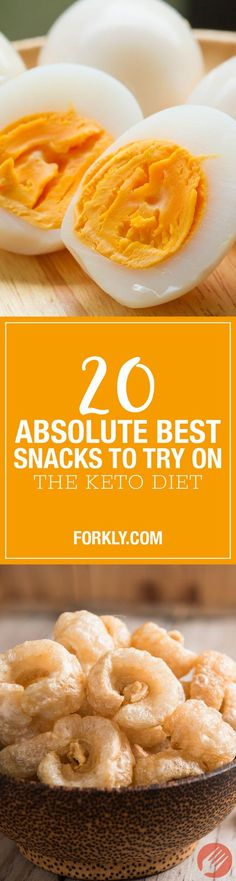 20 Absolute Best Snacks Foods To Try On The Keto Diet: Because snacks are the spice of life, right?