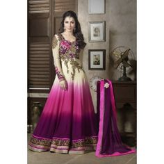 Looking to buy Anarkali online? ✓ Buy the latest designer Anarkali suits at Lashkaraa, with a variety of long Anarkali suits, party wear & Anarkali dresses! Long Anarkali, Anarkali Dress, Anarkali Suits, Anarkali Churidar, Shalwar Kameez, Lehenga Choli, Shraddha Kapoor, Designer Anarkali, Bollywood Dress
