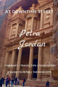 The beautiful Explore the Rose City. Your Petra, Jordan Guide. Your date with Petra, a day with her requires a lot of energy indeed. Travel Advice, Travel Guides, Travel Tips, Travel Articles, Middle East Destinations, Travel Destinations, Amazing Destinations, City Of Petra, Jordan Travel