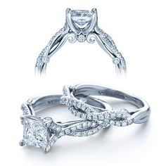 Verragio Insignia INS-7050P Prong Engagement Ring
