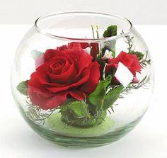 kvety k meninám - Hľadať Googlom Nylon Flowers, Silk Flowers, Flower Crafts, Flower Art, Arreglos Ikebana, Different Flowers, Flower Arrangements, Wine Glass, Wedding Flowers