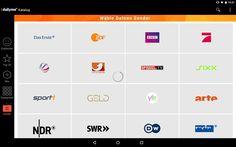 Welche kostenlose Fernseh App bringt fernseh Vergnügen auch für unterwegs? Wir verraten es euch.