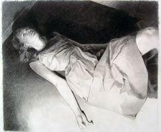 drawings by mercedes helnwein
