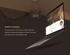 Joinery and craft workshop Web Design, Working On Myself, Joinery, New Work, Workshop, Behance, Gallery, Creative, Check