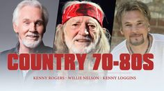 Best Country Songs of All Time♪ღ♫Greatest Male Country Songs 70's 80's