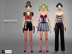 MissFortune's Horror Circus Collection