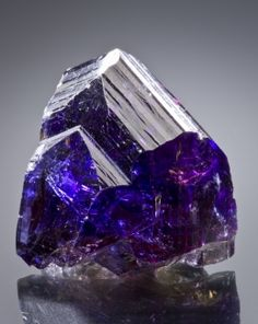 Healing Properties: Tanzanite is known for helping the throat & heart. It is great for anything related to the heart & blood: blood pressure, erratic beats, cell regeneration, & anything that needs healing in the body. It also aids in mental ailments such as stress, spirituality, mood, & the like.