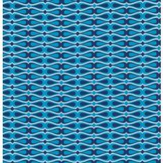 caravan blue - stoffen