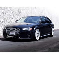 Cook Cook sitting nicely on sport kit Audi Allroad, Sports Wagon, Modified Cars, Audi A4, Custom Cars, Cook Cook, Slammed, Gallery, Vehicles