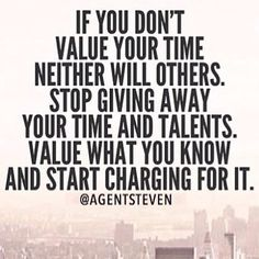 You should value your time and your talents. Time is money and when your time is wasted so is your money that can be made. If people don't appreciate or value your time then don't waste it on them. Find people who value it and spend it on them. #cresultsfitness #life #goals #fitfam #fitspo #hustle #grind #success #fitness #fitfam #fitspiration #motivation #dedication #results #gains #boss #instagram #igfitness #getfit #personaltrainer