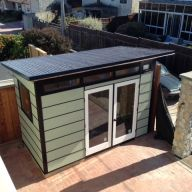 6 x 12 studio shed storage shed