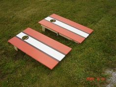 Corn Hole Toss Game Board Designs Toss Game, Corn Hole, Cornhole Boards, Board Games, Design, Tabletop Games, Table Games