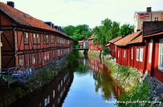 I only lived in Vasteras (Sweden) for two months, but I miss it dearly