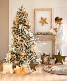70eb388cc70a Las 53 mejores imágenes de Árboles De Navidad Blancos
