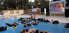 Brand new to MC Welcome Week this year, the dive-in movie will blow your mind. So WATER you waiting for? Buy a packet!