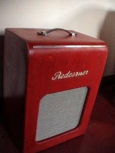 Redcorner amp - Brixton