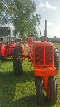 The Canfield Fair in OH. My cousin redid one of these tractors one year! :) I miss this place soooo much
