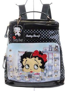 Betty Boop Paris Eiffel Tower Ooh La La Pink Queen Doona