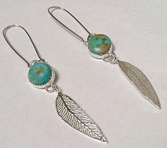 Check out this item in my Etsy shop https://www.etsy.com/uk/listing/535886522/sterling-silver-handmade-leaf-earring