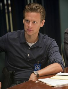 Justified- Jacob Pitts as Deputy Marshal Tim Gutterson