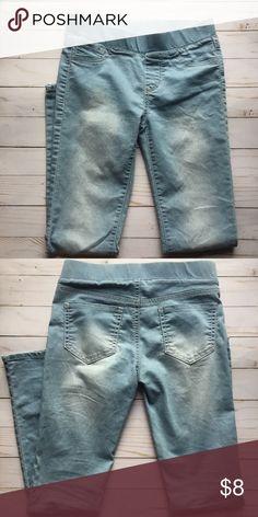 aeff33d0ca It Jeans Girls It jeans size 10 12 Elastic waist skinny fit !it Bottoms