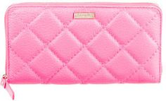 Kate Spade New York Quilted Leather Wallet  $95 Shop Now