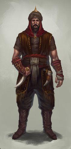 Saladin the Great by ~DanarArt on deviantART