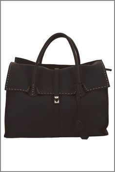 SHAY TODD SHAY TODD Leather Travel Tote
