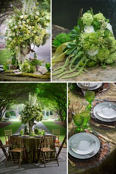 Perfect Wedding Tables