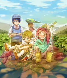 Free! Iwatobi Swim Club, Free! - Eternal Summer, Tachibana Makoto, Matsuoka Rin, Nanase Haruka, Hazuki Nagisa