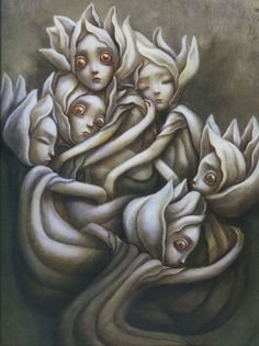 """""""Unknown"""" ~ by Benjamin LACOMBE."""