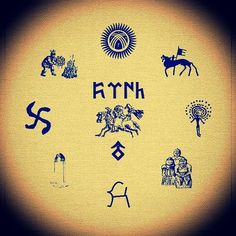 Tengri's Symbols