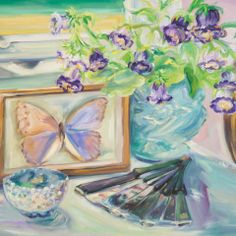 Butterfly, Bells and a Rainbowl (To My Sister) - Concetta Antico