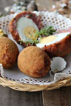 LA COCINA DE BABEL: Scotch eggs {#cocinacallejera}