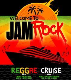 Welcome To Jamrock Reggae Cruise 2015
