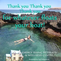 Thank you Thank you Thank you for whatever floats your boat! https://www.facebook.com/EnergyRisingRetreatsAustralia/