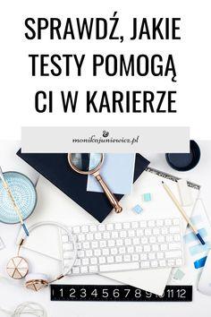 Testy - sprawdź, jakie profesjonalne testy pomogą Ci w karierze Cv, Mbti, Design, Type 4