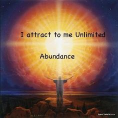 I Attract To Me Unlimited Wealth & Abundance! I am so happy & grateful for all the abundance I have received Wealth Affirmations, Positive Affirmations, Morning Affirmations, A Course In Miracles, Spiritus, Spiritual Awareness, Think, Spiritual Awakening, Positive Thoughts