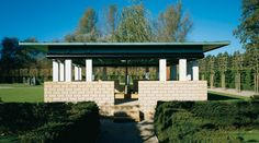 Meditationspavillon von Ettore Sottsass